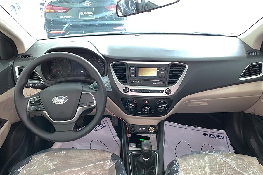 Nội thất Hyundai Accent 1.4 AT Đặc Biệt - Hình 1